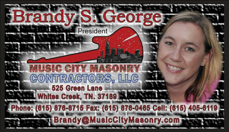 Visit Music City Masonry Web Site